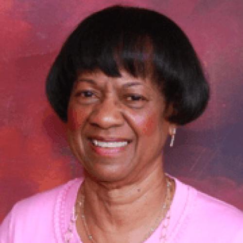 Profile picture of Geraldine Bolden