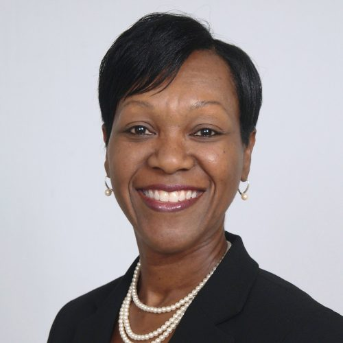 Profile picture of Yvette Mozie-Ross